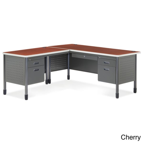 Ofm 66366l L Shaped Desk With Left Return 15077644