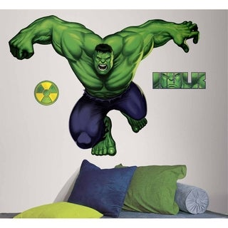 Hulk Peel & Stick Giant Wall Decals