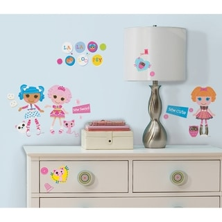 Lalaloopsy Peel & Stick Wall Decals