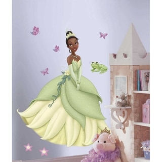 Princess & Frog Tiana Peel & Stick Giant Wall Decals