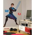 Star Wars Clone Wars Anakin Peel &amp; Stick Giant Wall Decal