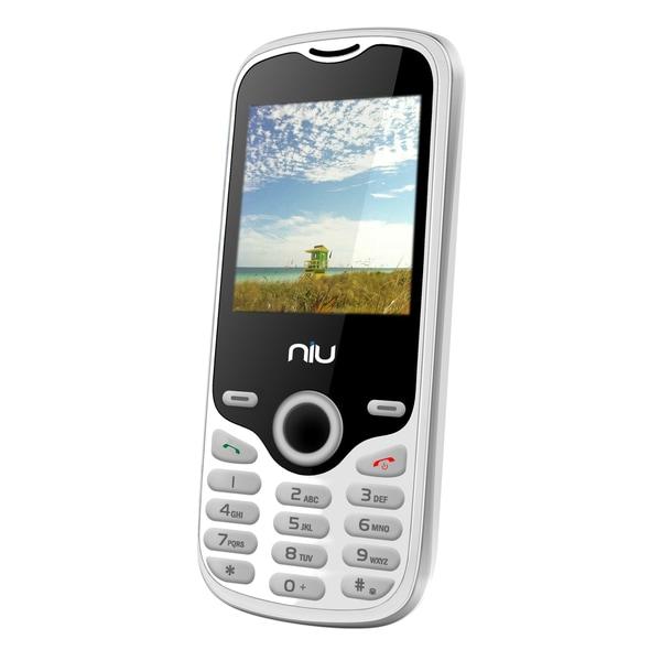 NIU Lotto N104 GSM Unlocked Dual SIM Cell Phone