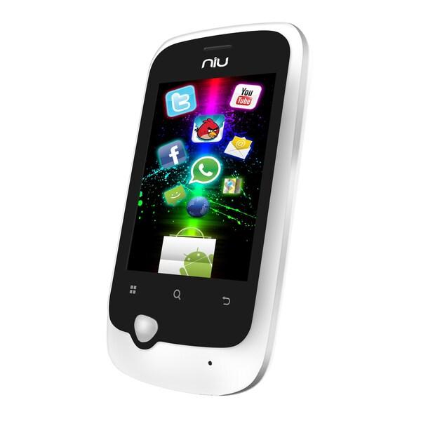 NIU Niutek N109 GSM Unlocked Dual SIM Android Cell Phone