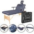 Master Massage 31-inch Coronado Salon LX Massage Table Package