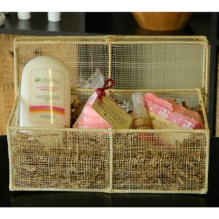 The Bath Place Passionfruit Papaya 'Encounter' Gift Set