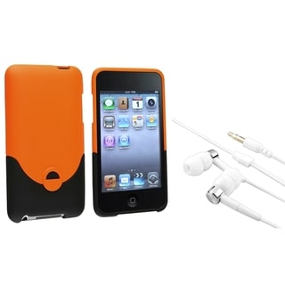 INSTEN iPod Case Cover/ Headset for Apple iPod Touch Generation 2/ 3