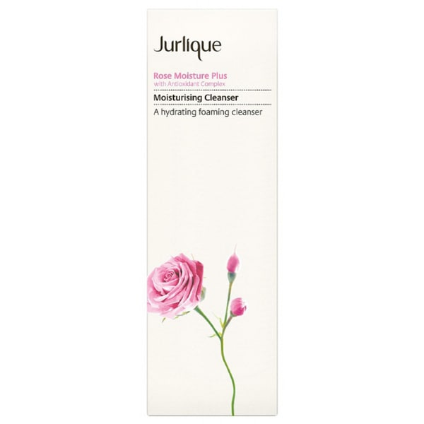 Jurlique Rose Moisture Plus Moisturising Cleanser