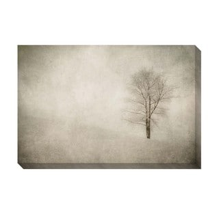 Winter Tree Oversized Gallery Wrapped Canvas