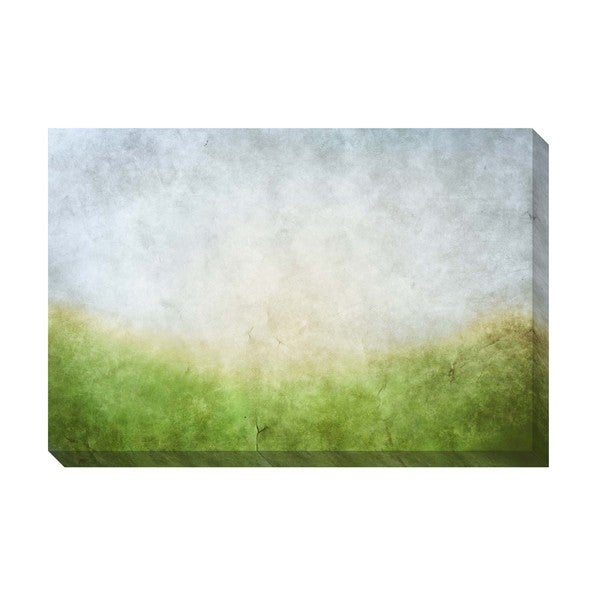 Horizon II Oversized Gallery Wrapped Canvas