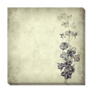 Floral II Oversized Gallery Wrapped Canvas