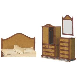 Bedroom Set, 4-piece