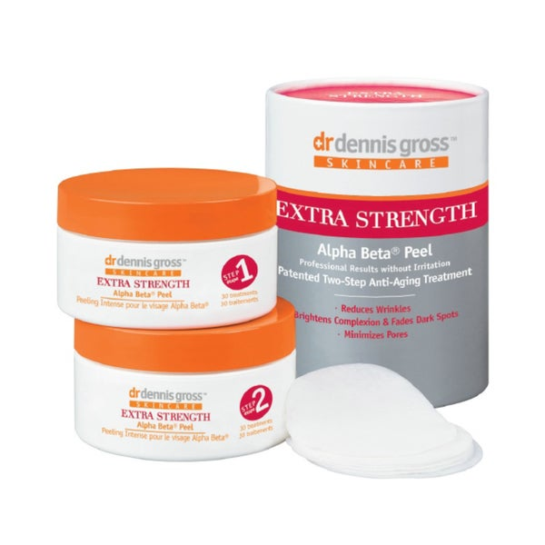 Dr. Dennis Gross Skincare Extra Strength Alpha Beta Peel (30 Applications)