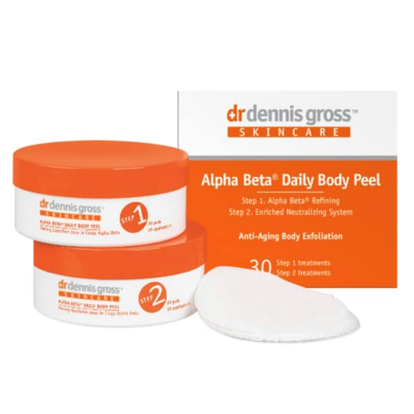 Dr. Dennis Gross Skincare Alpha Beta Daily Body Peel (30 Applications)