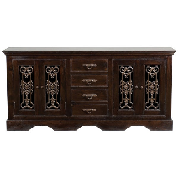 Kosas Home Venice 4 Drawer/4 Door Buffet