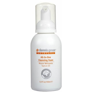 Dr. Dennis Gross Skincare All-In-One Cleansing Foam