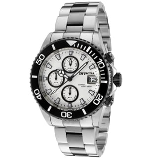 Invicta Men's 'Pro Diver' Two-Tone Watch