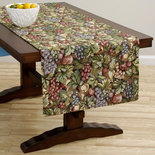 Extra Wide Italian Woven 95x26-inch Table Runner