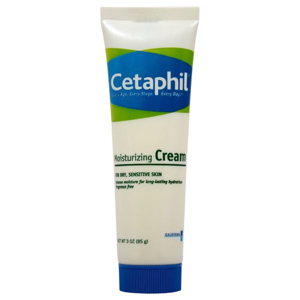 Cetaphil 3-ounce Moisturizing Cream for Dry Sensitive Skin