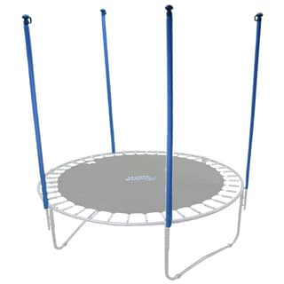 Trampoline Replacement Enclosure Poles and Hardware (Set of 4)