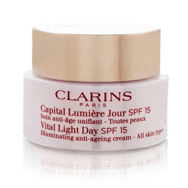 Clarins Vital Light Day SPF 15 Illuminating Anti-Aging Cream