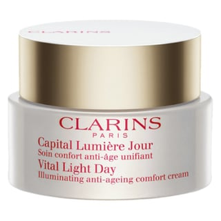 Clarins Vital Light Day Illuminating Anti-Ageing Comfort Cream