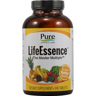 Pure Essence Labs Life Essence The Master Multiple (240 Tablets)