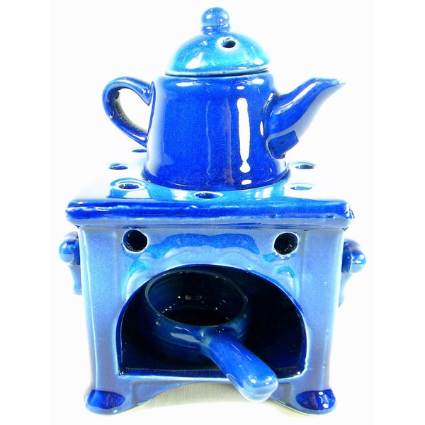 Country Kitchen Oil Warmer/Diffuser