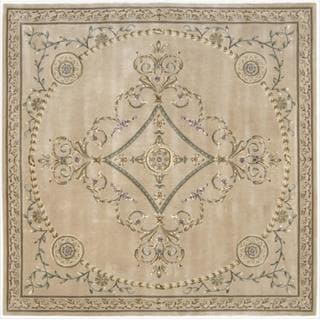 Nourison Hand-tufted Versailles Palace Multicolor Rug (8' x 8') Square