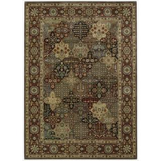 Cambridge Persian Splendor Multicolor Rug (5'3 x 7'4)