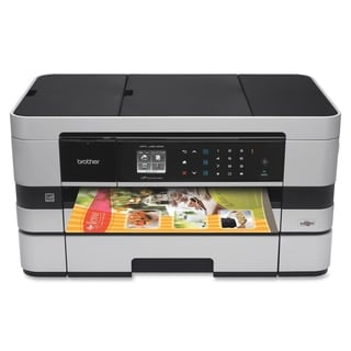 Brother MFC-J4610DW Inkjet Multifunction Printer - Color - Plain Pape