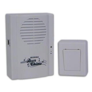 Wireless Recordable Doorbell