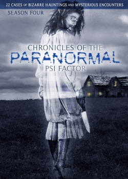 PSI Factor: Chronicles of the Paranormal: Complete Season 4 (DVD)