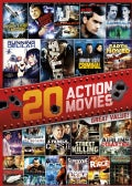 20 Movie Action Pack: Vol. 3 (DVD)