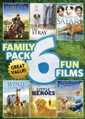 6 Film Family Pack: Vol. 5 (DVD)
