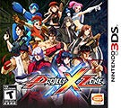 NinDS 3DS - Project X Zone