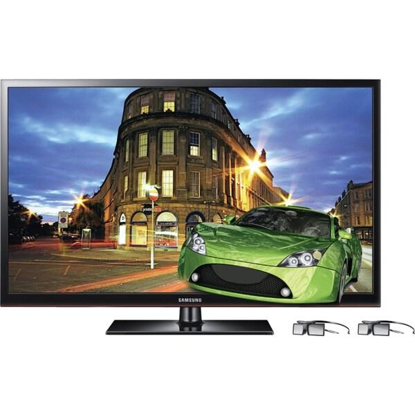 "Samsung PN51E490 51"" 3D 720p Plasma TV - 16:9 - HDTV - 600 Hz"