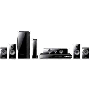 Samsung HT-E5400 5.1 3D Home Theater System - 1000 W RMS - Blu-ray Di