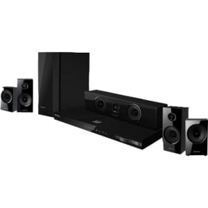 Samsung HT-E5500W 5.1 3D Home Theater System - 1000 W RMS - Blu-ray D