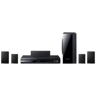 Samsung HT-E550 5.1 Home Theater System - 1000 W RMS - DVD Player