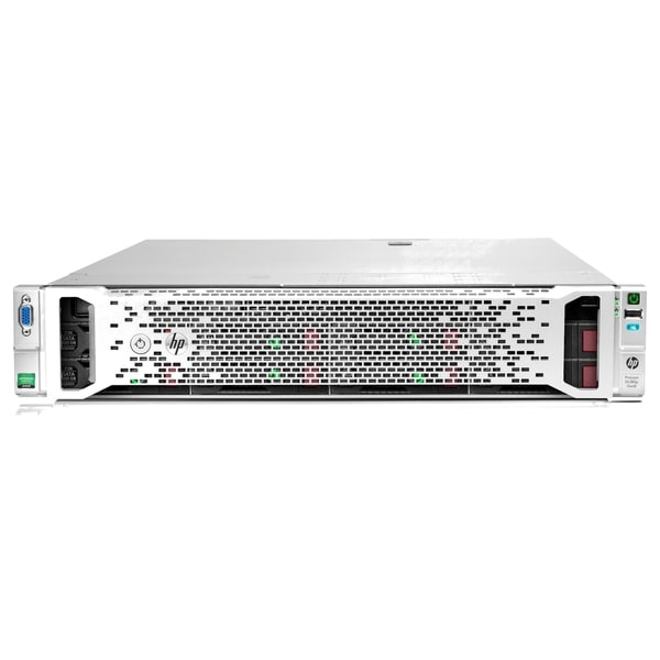 HP ProLiant DL385p G8 2U Rack Server - 2 x AMD Opteron 6344 Dodeca-co