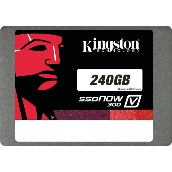 "Kingston SSDNow V300 240 GB 2.5"" Internal Solid State Drive"