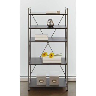 Tribeca 5-shelf Bookcase