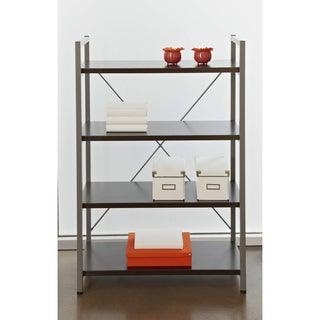 Tribeca 4-shelf Bookcase