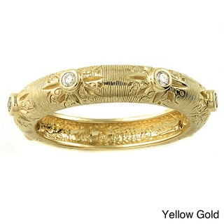 Beverly Hills Charm 14k Gold 1/8ct TDW Diamond Stackable Band (H-I, I2)