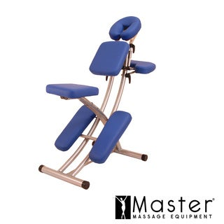 Master Massage Cronos Ergo Portable Massage Chair