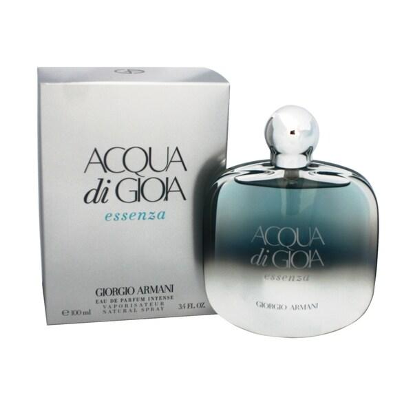 Giorgio Armani Acqua Di Gioia Essenza Women's 3.4-ounce Eau de Parfum Spray