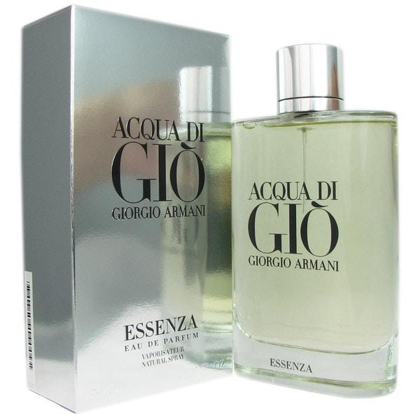 Armani Acqua Di Gio Essenza Men's 2.5-ounce Eau de Parfum Spray