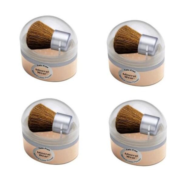 Physicians Formula Mineral Wear Light Bronzer (Pack of 4)