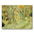 Vincent Van Gogh 'The Road Menders' Canvas Art