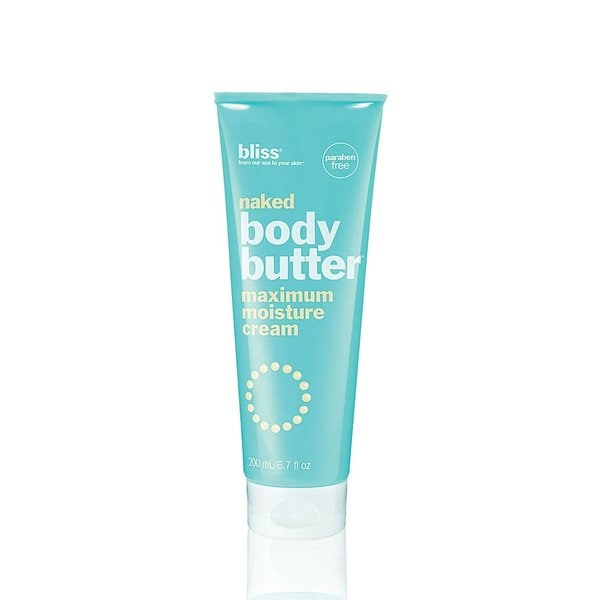 Bliss Naked Body Butter Maximum Moisture Cream